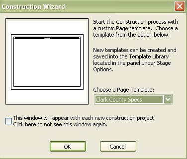Pool Studio Tutorial Step 17 Construction Wizard