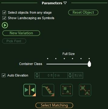 VizTerra Adjusting Items