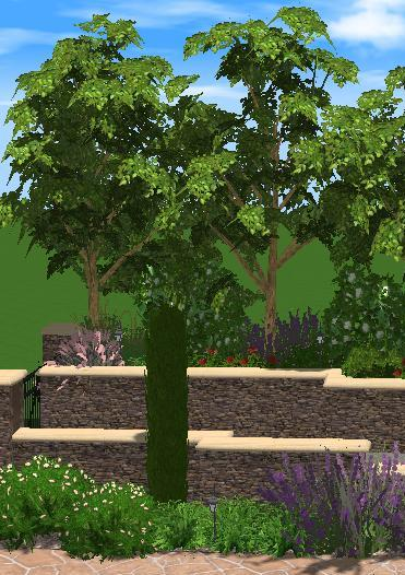 VizTerra Features of Plants and Trees