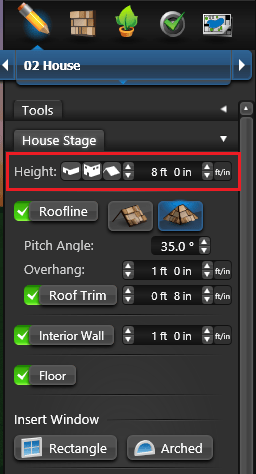 House Height