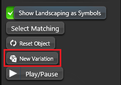 Object Tab New Variation