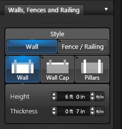 Wall Fence Wall