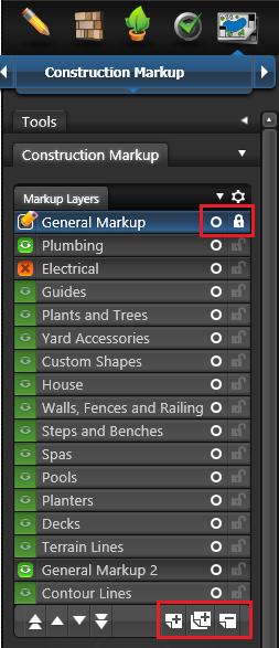 VIP Construction Markup Layers 2