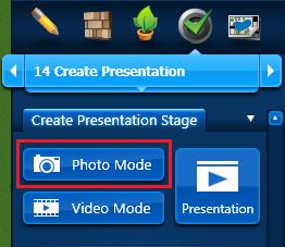 PS Photo Mode