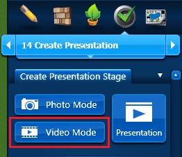 PS Video Mode