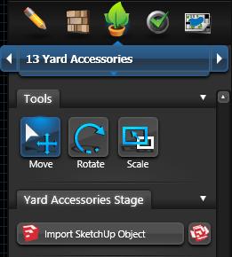 SketchUp Import