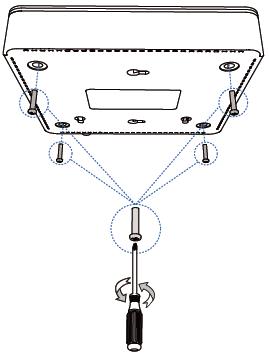 Install Yeastar S20