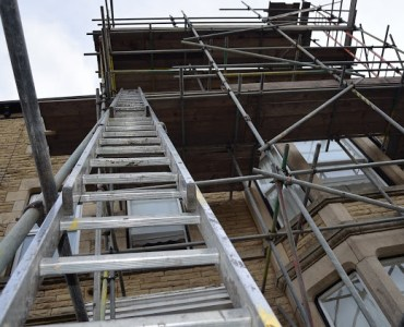15 Safety Measure For Ladder and Deep Foundation