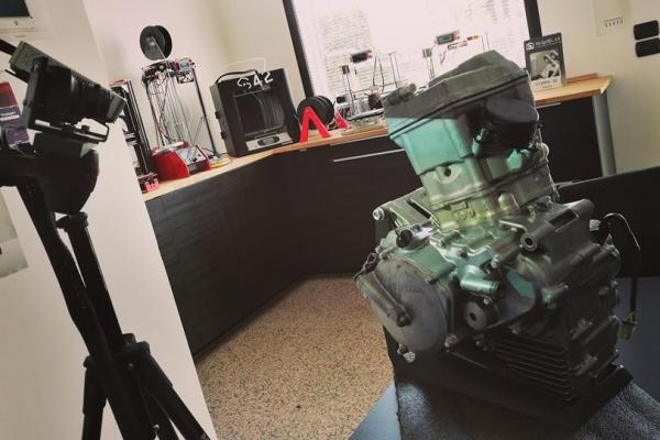Motore Honda Moto 3
