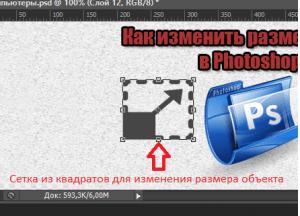 Comme dans Photoshop, réduisez la taille de l'objet découpé