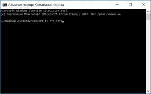 Hoe het bestandssysteem met FAT32 te wijzigen in de Flash Drive op NTFS?
