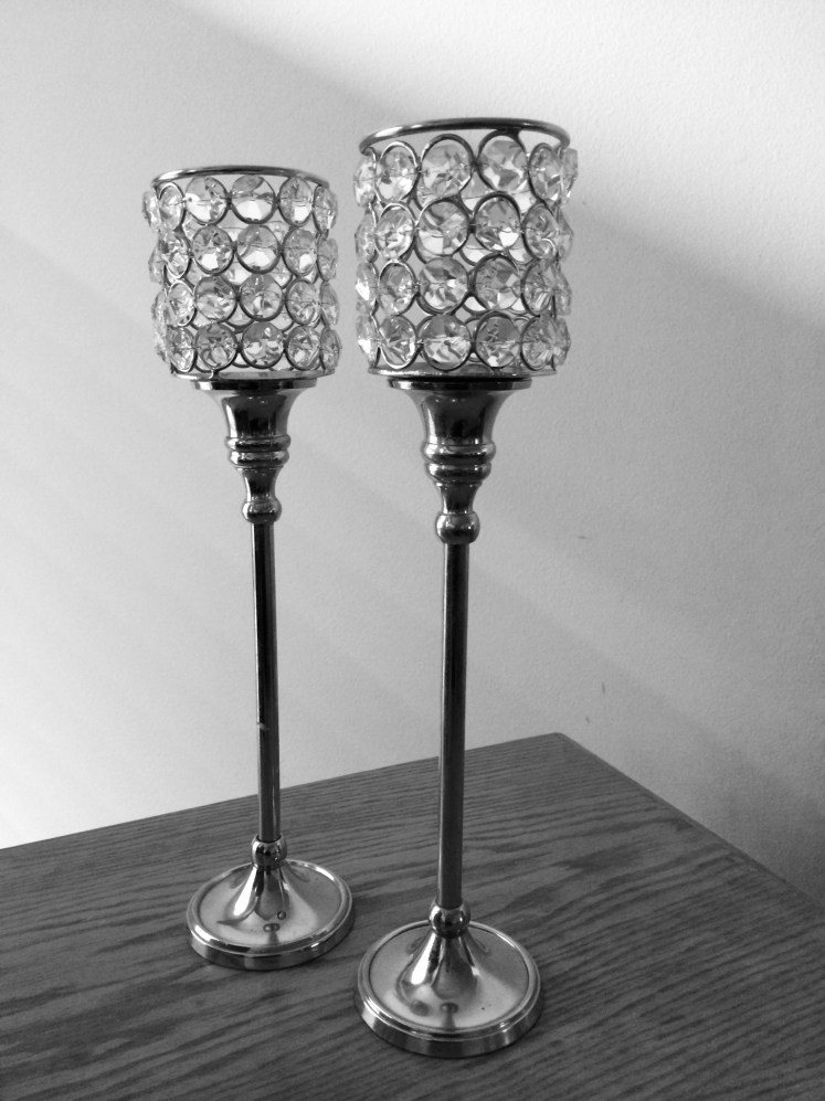 Crystal Candlesticks (Phoneography Challenge)