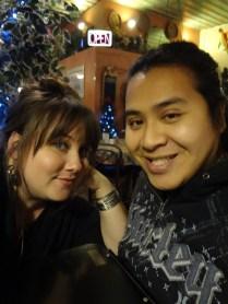 Tan and Tamara