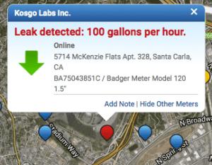 Leak Detected