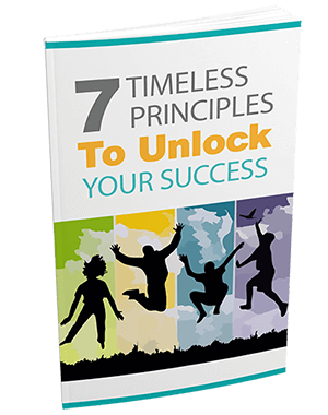 Empowered Life 7 Timeless Principles FREE Report