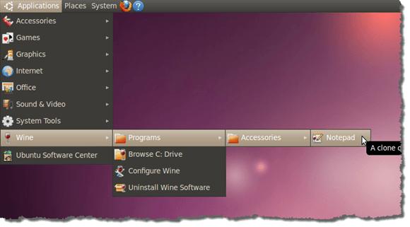 Wine program categories