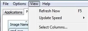 select columns