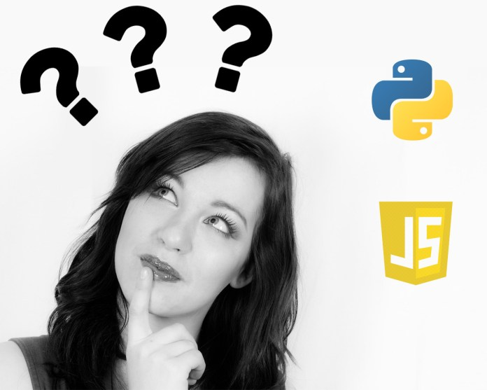 Python or JavaScript: What are developers asking for on Stack Overflow?