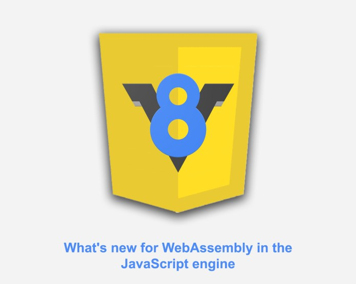 V8 7.5: What's new for WebAssembly in the JavaScript engine