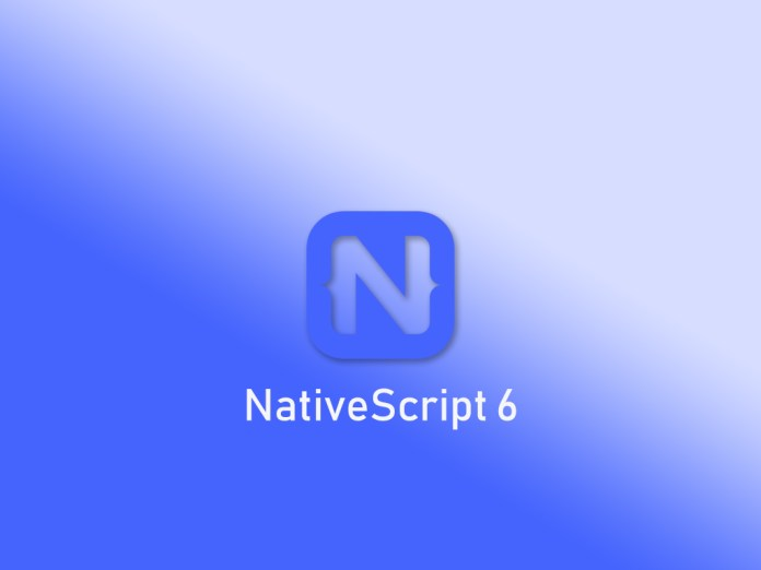 NativeScript 6: Dark Theme, Angular 8 and more icons for all