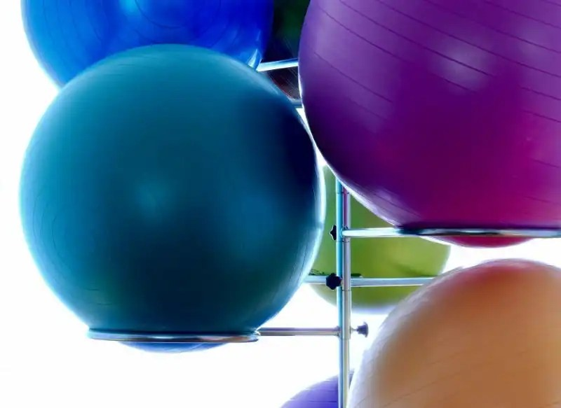 Scoliosis Exercises Gym Ball