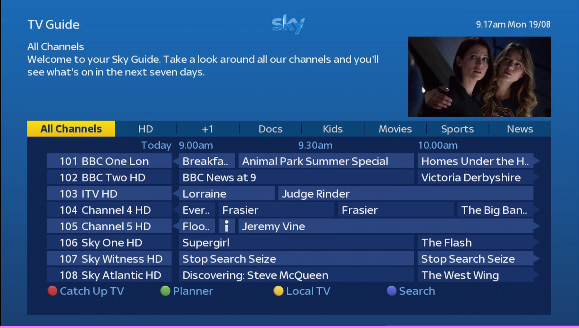 Is there a way to get extra channels on a sky digi box without subsciption at the moment we are useing it for free sat. Changes to the Sky TV Guide August 2019