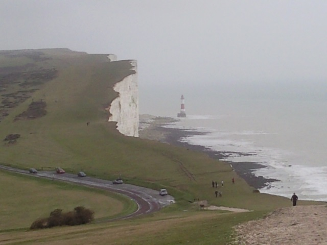Beachy Head from Belle Tout