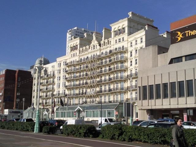 Grand Hotel, Brighton.