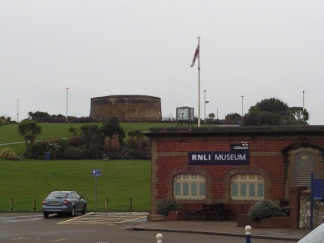 The Wish Tower and RNLI museum