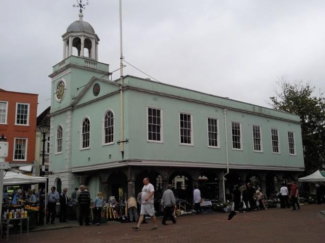 Faversham town hall
