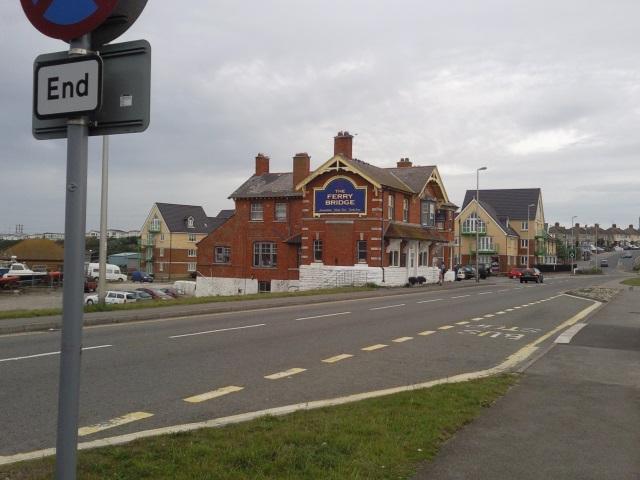 Ferry Bridge pub, Weymouth