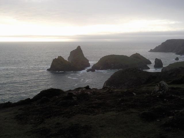 The Bellows, Asparagus Island and Gull Rock,