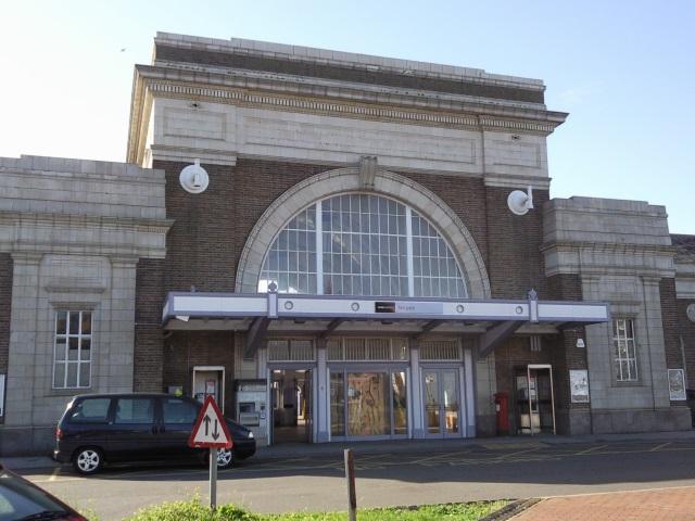 Margate station