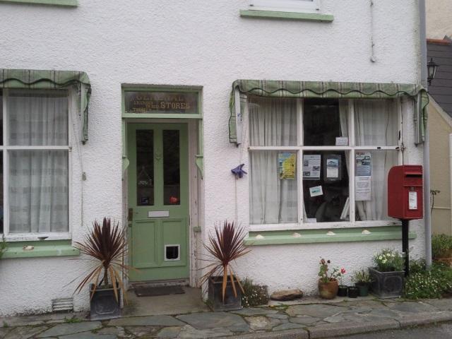 Former Porthallow Shop