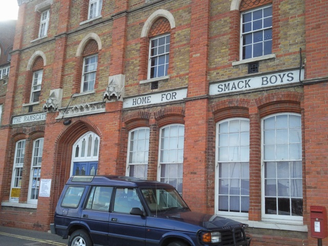 The Ramsgate Home for Smack Boys