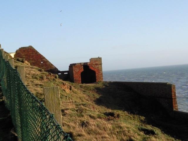 Seaford Head Battery