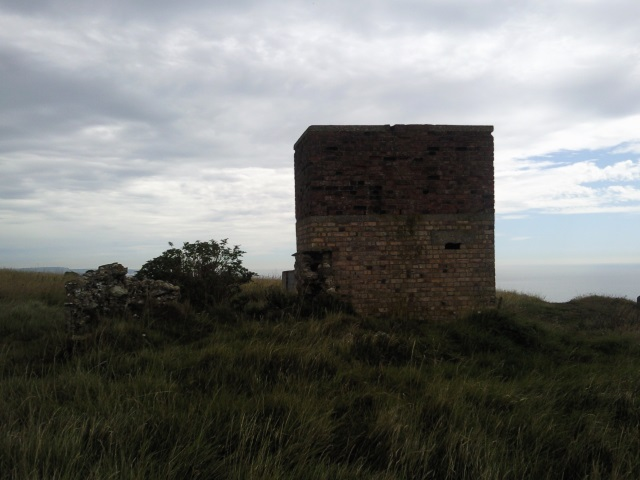 WW2 lookout post