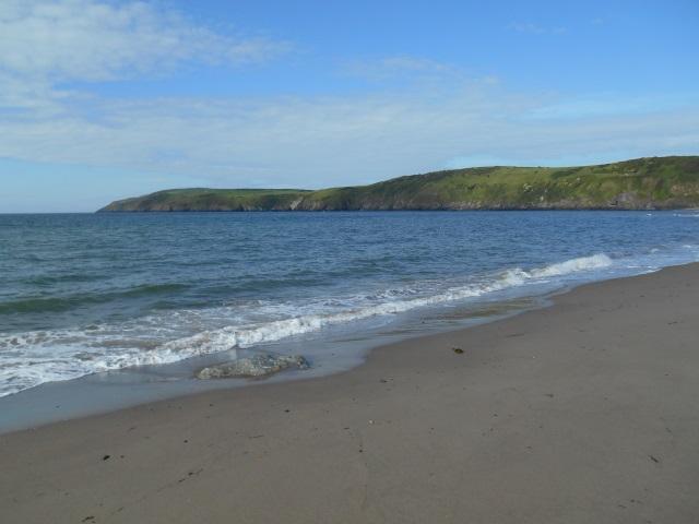 Aberdaron Beach and Pen-y-Cil