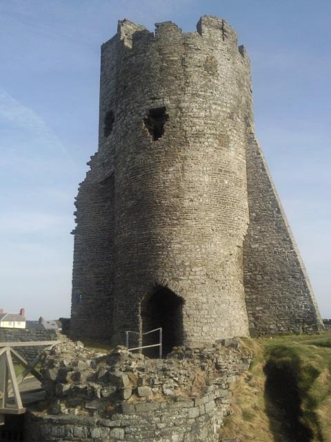 Aberystwyth Castle