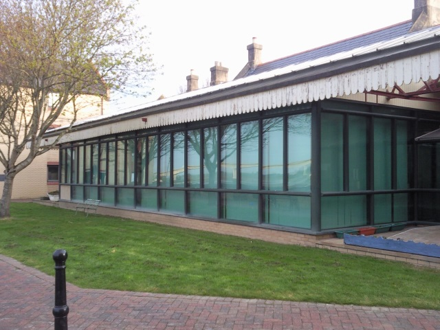 Barnstaple Town Station (now Pathfield School 6th Form)