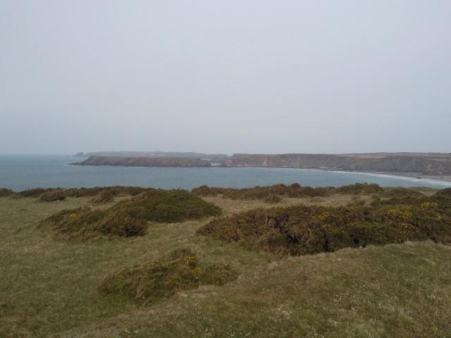 Gateholm, Skomer and Marloes Sands