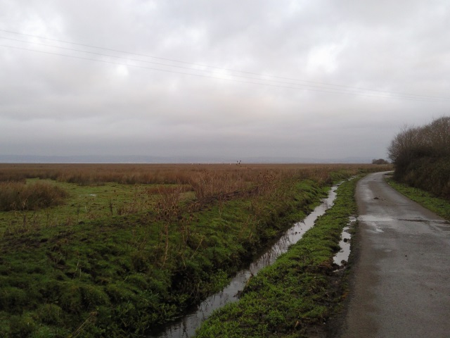 Llanrhidian Marsh Road