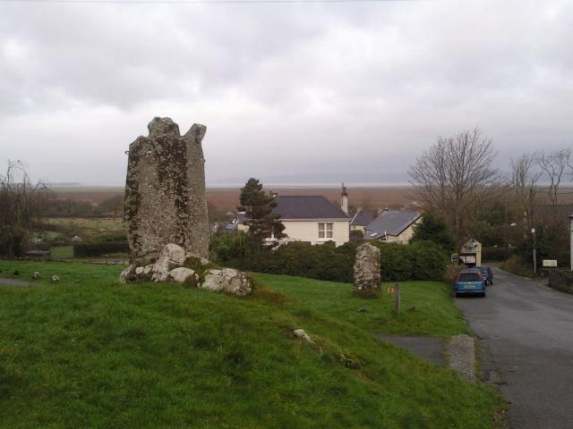 Llanrhidian standing stones