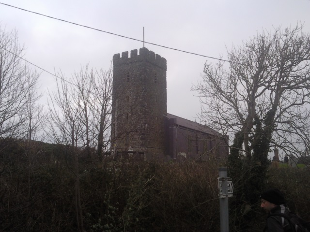 St Ffraed's Church