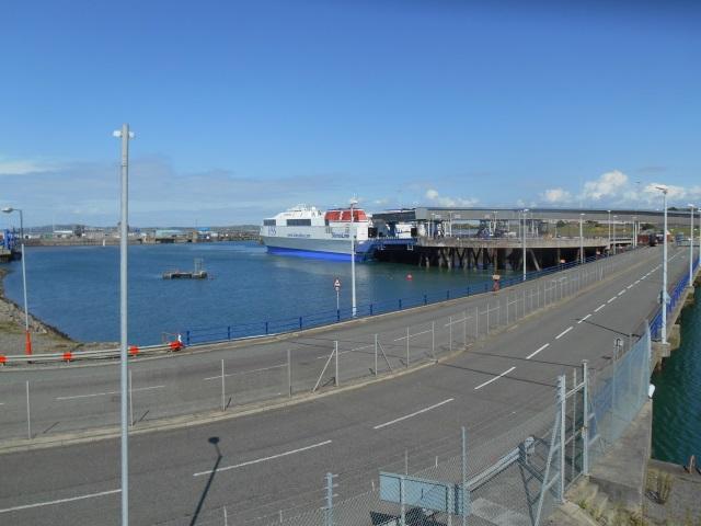 Port of Holyhead