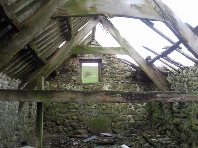 Another ruined barn