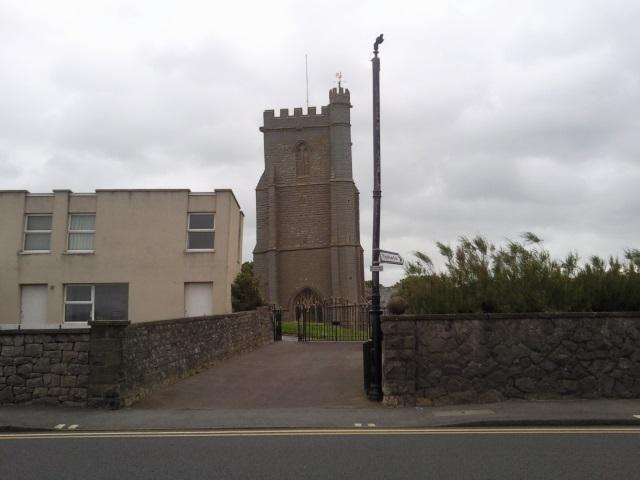 St Andrew's Church, Burnham