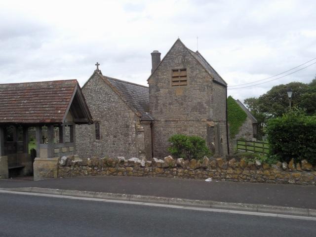 St Bridget's Church, Brean