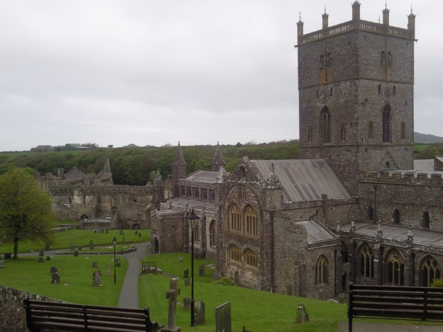 St David's Cathedral and Bishop's Palace