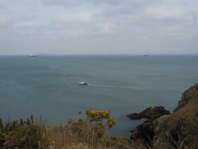 St David's Head from Martin's Haven